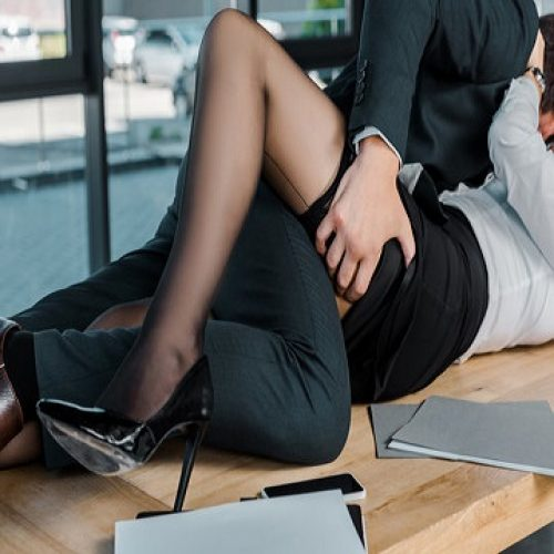 Office roleplay phone sex