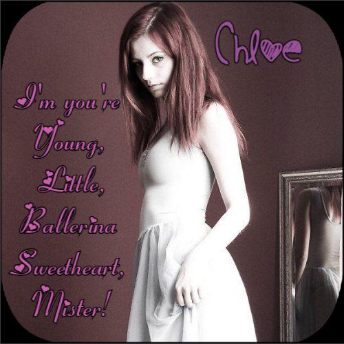 Chloe Age Play Ballerina