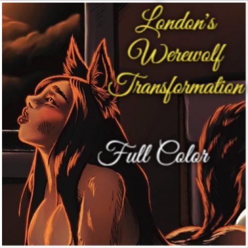 London Werewolf Transformation - Color