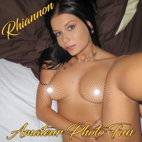 Rhiannon Amateur Photo Fun